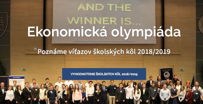 ekonomicka olympiada